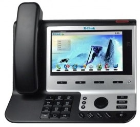 dlink video phone